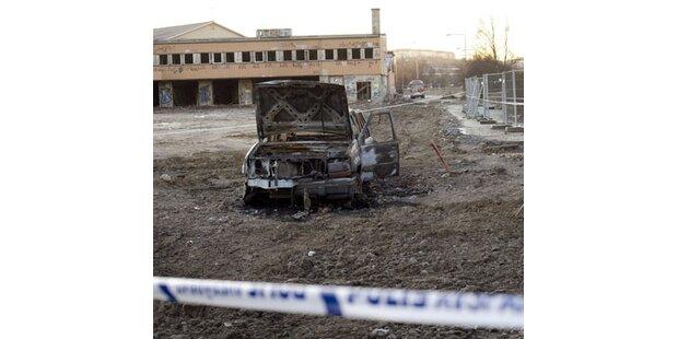 Schwedische Posträuber sicherten ihre Flucht mit Bomben