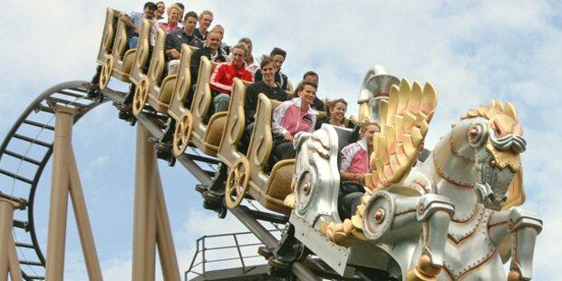 Familypark Neusiedler See öffnet wieder
