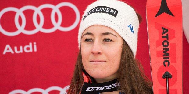 Ski-Star in Auto-Unfall verwickelt