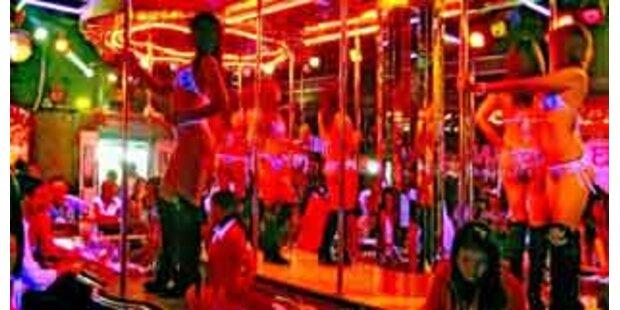 Polizei-Feier endete mit Schlägerei in Gogo-Bar