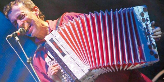 Goisern-Comeback als Musik-Therapie
