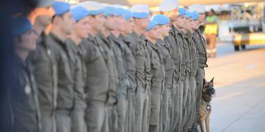 Golan: Baldige Einigung mit UNO erwartet