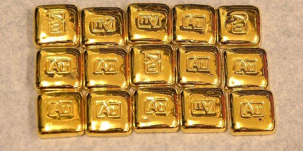 Neuer Goldrausch: Preis auf 6-Jahres-Hoch
