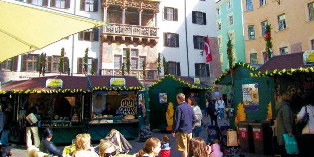 So feiert Tirol das Osterfest