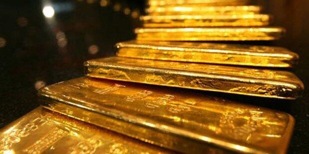 Österreichs Goldreserven in London