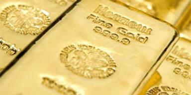 300 Kilo Gold im Wert von 8 Mio. Euro gestohlen