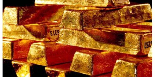 Nationalbank verkauft keine Goldreserven