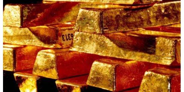 Goldpreis knackt 1.000-Dollar Marke