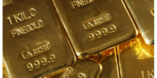 Gold wieder mit neuem Rekordpreis