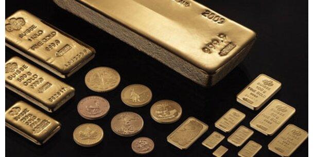 Gold so teuer wie nie zuvor