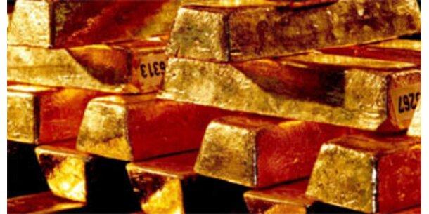 IWF verkauft Teil seiner Goldreserven