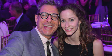 Jeff Goldblum (62) wird Vater