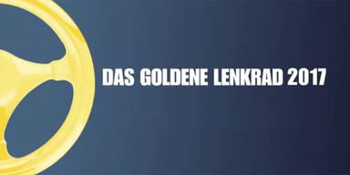 Die Sieger des Goldenen Lenkrads 2017