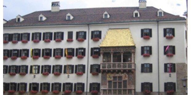 Massive Verluste für ÖVP in Tirol