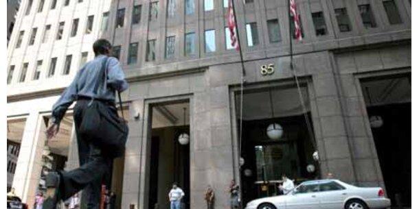 Goldman-Sachs Mitarbeiter erhalten 1 Mio