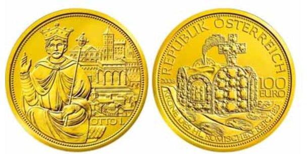 Goldrausch - Rekord bei Münz-Verkauf
