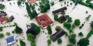Opfer sind empört: Flut war Absicht