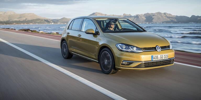 VW Golf jetzt mit neuem 1,5 TSI Motor