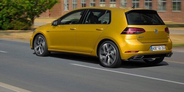 """Das kostet der """"neue"""" VW Golf"""