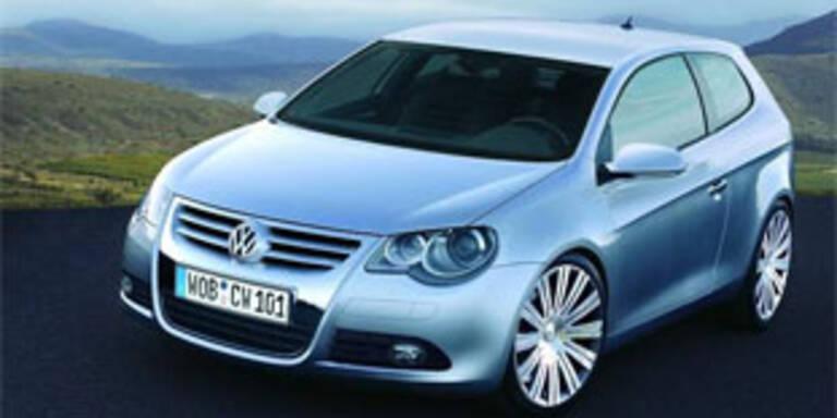 Neuer VW-Golf kommt im November