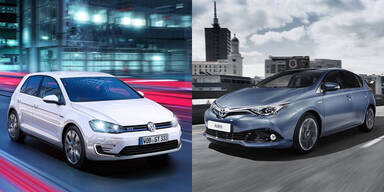 Rennen zwischen VW & Toyota eng wie nie