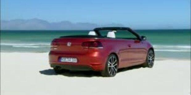 Jetzt kommt das Golf GTI Cabrio