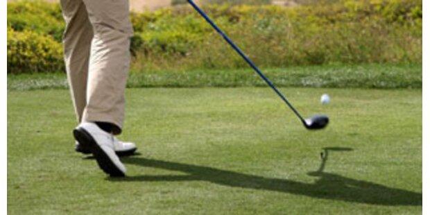 Blinder Hobby-Golfer schaffte hole-in-one