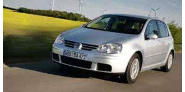 Beliebteste Autos: VW Golf, Skoda Superb, Audi Q5