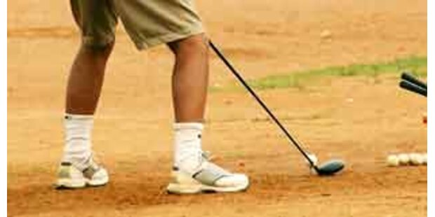 Oberösterreich: Auge von Golfball zerstört