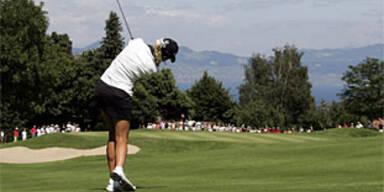 golf frau symbol