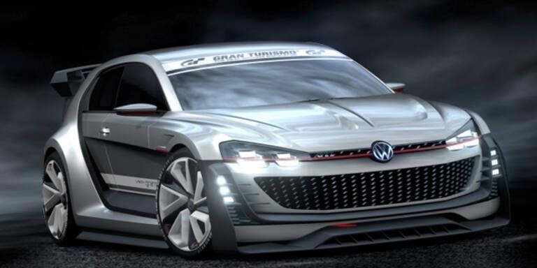 Golf GTI Supersport Vision mit 503 PS