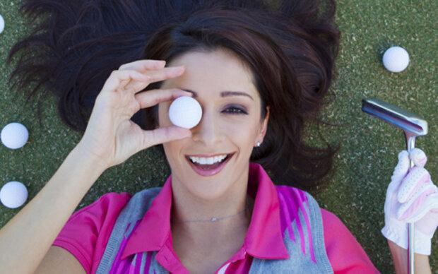 So hilft Golf bei Schlaganfall