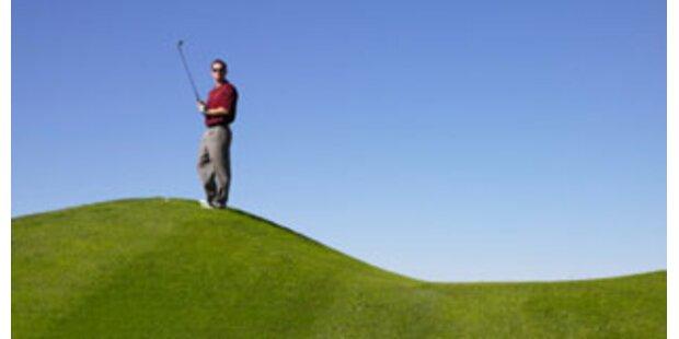 Oasen für Golfer