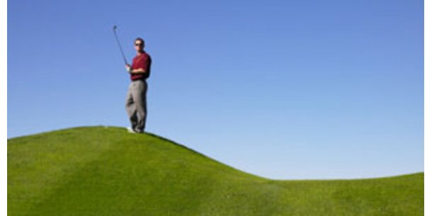 Golfspieler leben länger