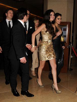 Selena Gomes, Josh Hutcherson