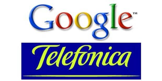 Google soll für Netz-Kosten bezahlen