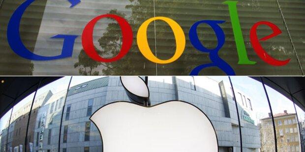 Apple und Google bieten für Kodak-Patente