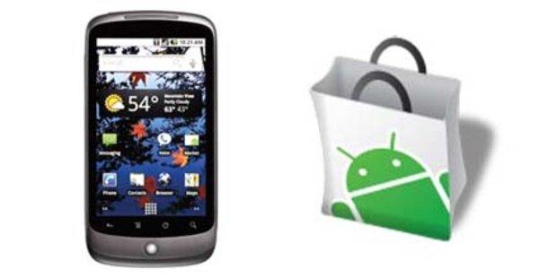 Google setzt auf Apps & Smartphones
