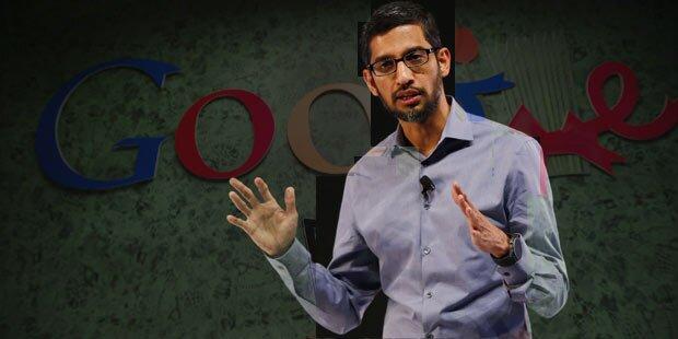 Google-Chef hat über 30 Smartphones