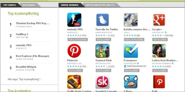 iTunes und Google Play werden verklagt
