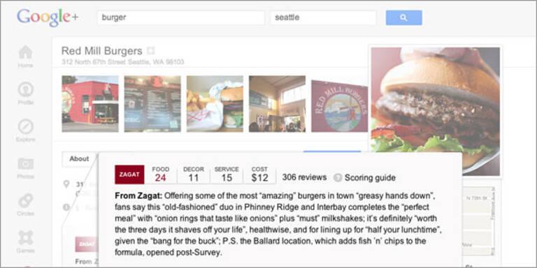 Google bringt Google+ Local an den Start