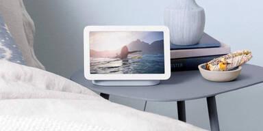 Googles Display-Lautsprecher jetzt mit Radar-Chip