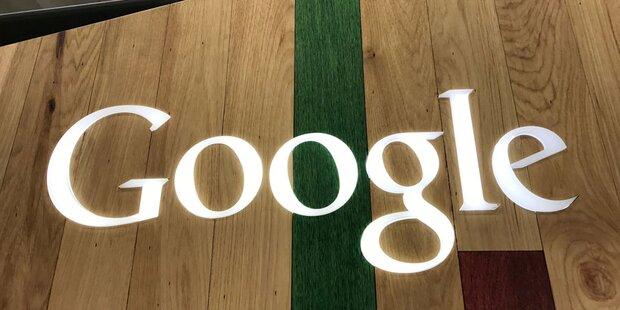 Google zahlt Millionenstrafe in Russland