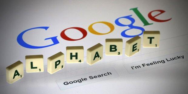 Bei Google-Mutter klingeln die Kassen