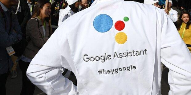 Google rüstet seinen Sprachassistenten auf