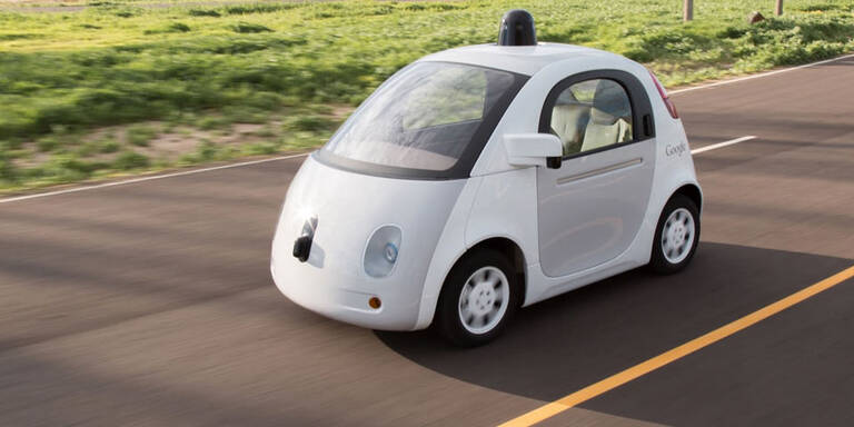 Aus für Googles selbstfahrende Zweisitzer
