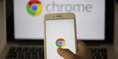 Achtung: Chrome-Browser sofort updaten!