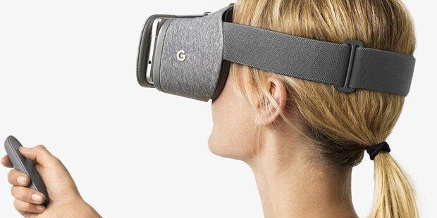 Google bringt VR auf Millionen Smartphones