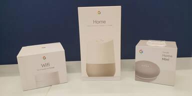 Googles smarte Lautsprecher ab sofort in Österreich
