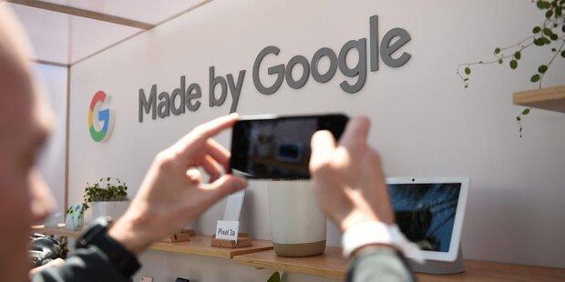 Google setzt auf Quantencomputer